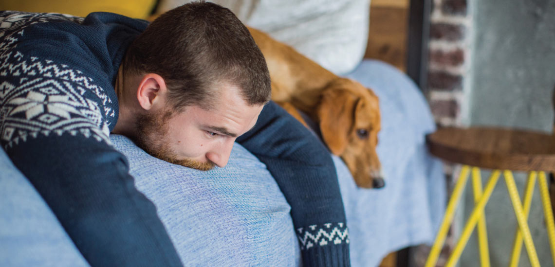 مشاوره درمان افسردگی
