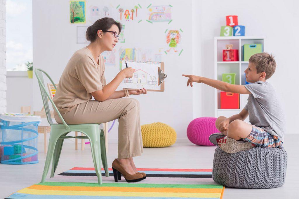 بهترین مرکز مشاوره کودک در تهران