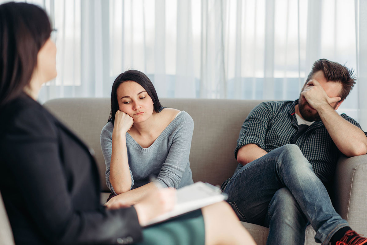 روانشناسی مشکلات زناشویی