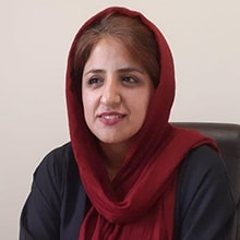 سرکارخانم سمیه سعیدی