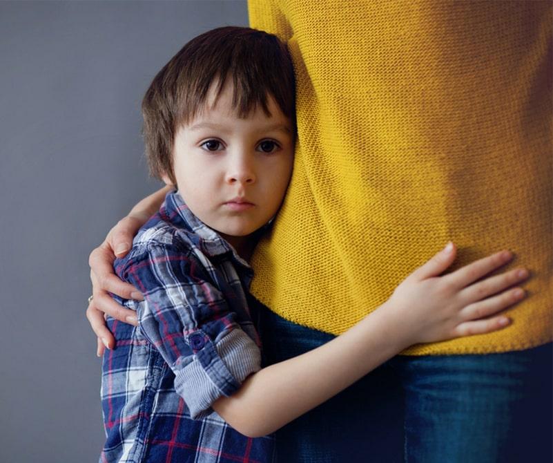 اختلال وابستگی کودک