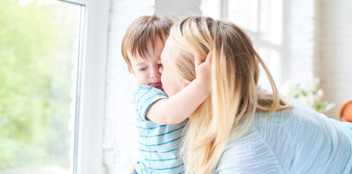درمان اختلال وابستگی کودک