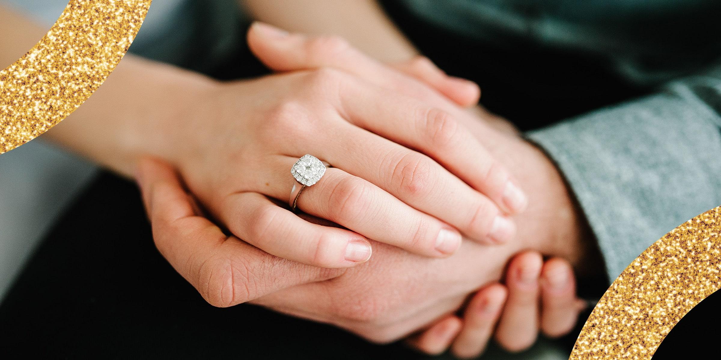 دو دلی در دوران نامزدی