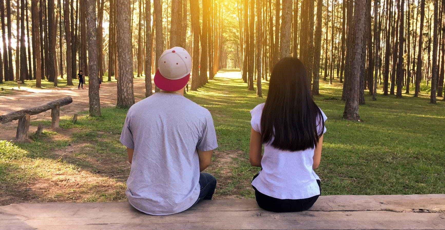 برخورد با نوجوانی که دوست دختر دارد