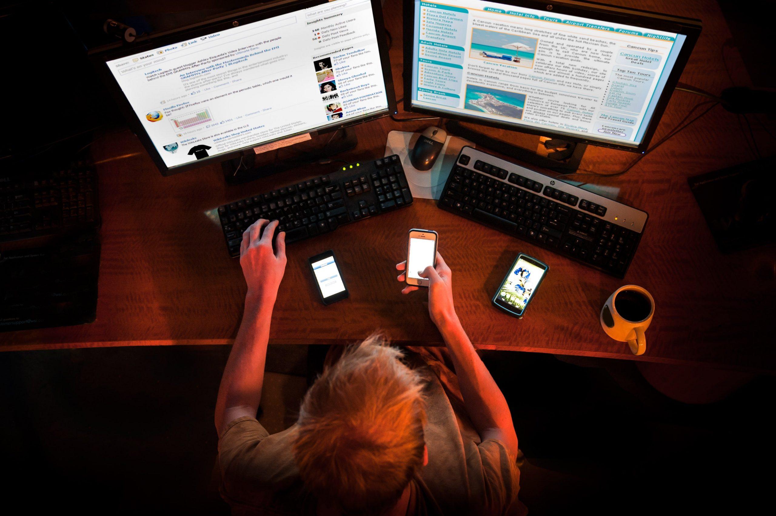 درمان اعتیاد به اینترنت