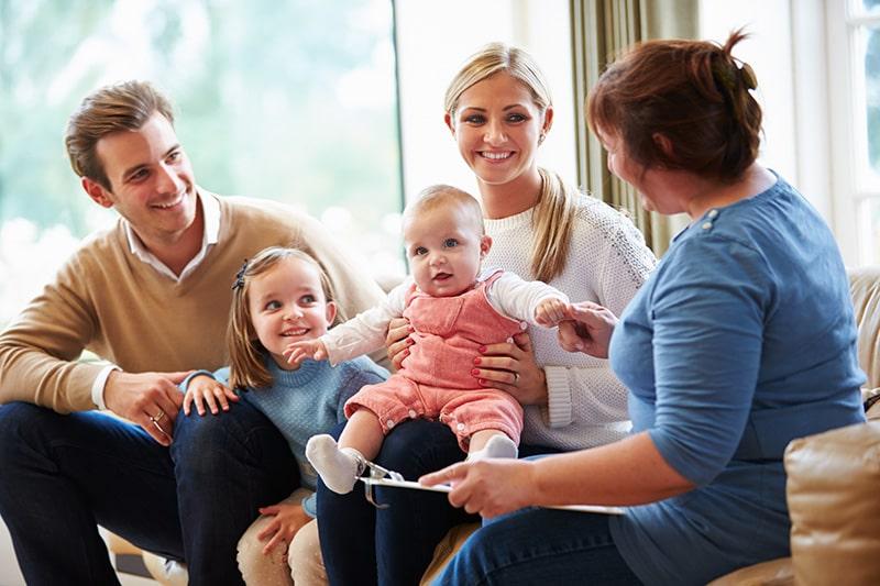 مشاوره خانواده در منزل