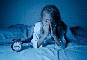 بیماری اختلال خواب در کودکان