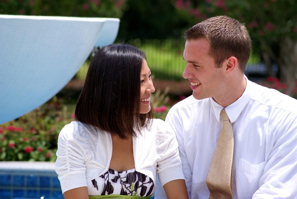 ازدواج با یک فرد خارجی