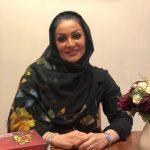 خانم ندا تهرانی