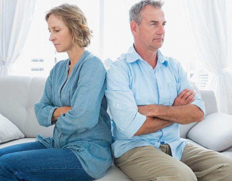 مشکلات جسمی زوج