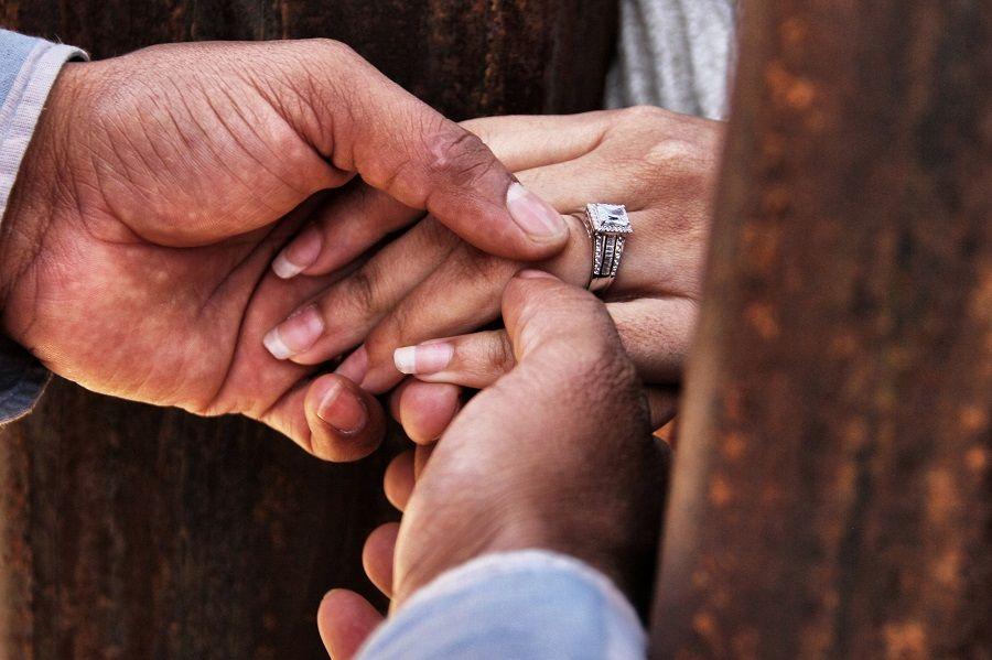 ازدواج با مرد مسن