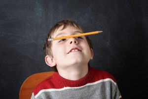 هوش کودک بیش فعال