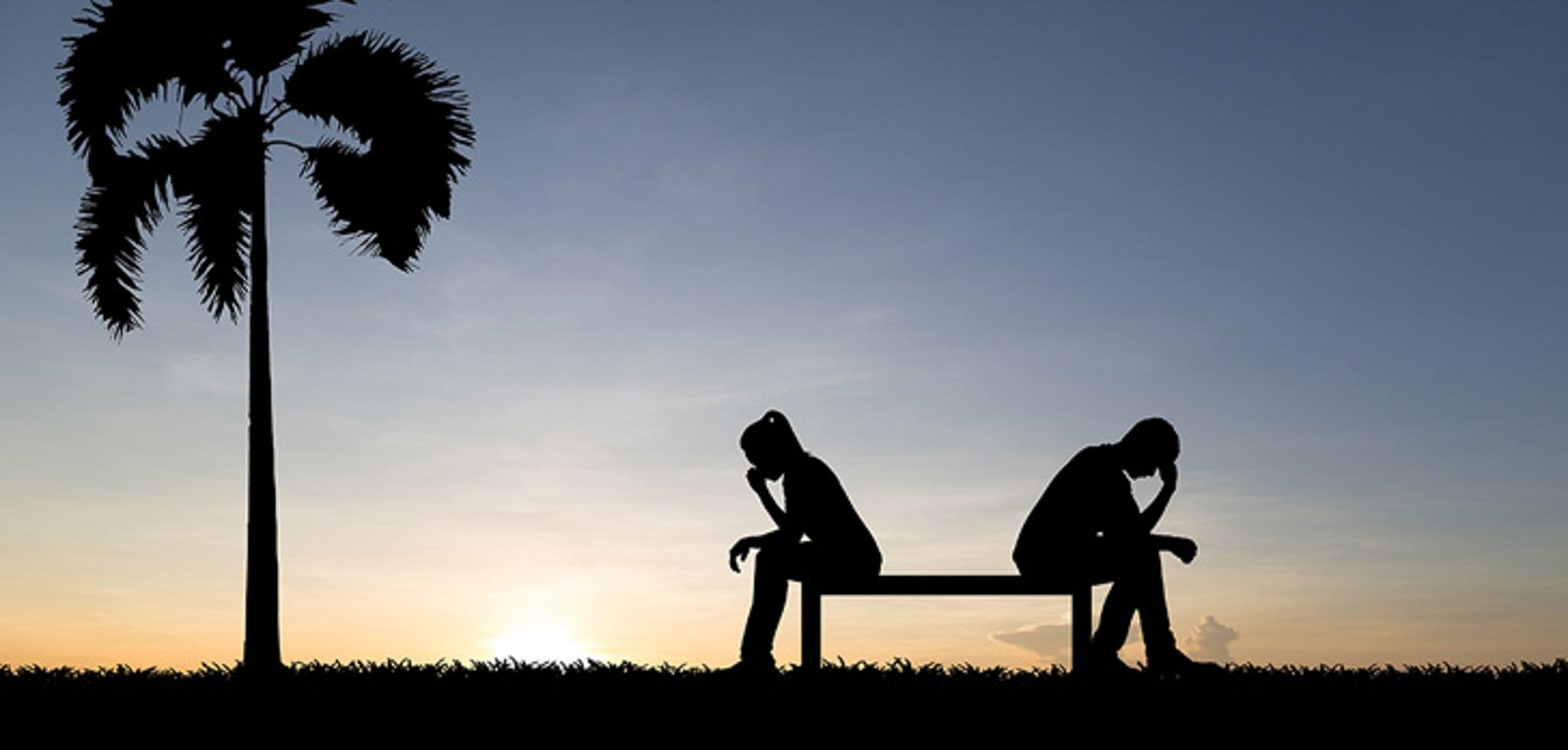 دلتنگی بعد از جدایی