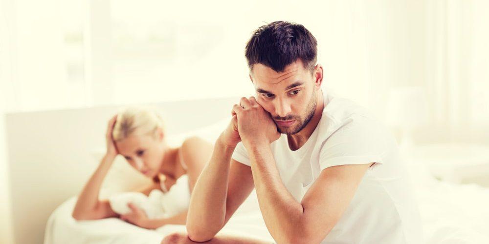 درمان بی میلی جنسی مردان
