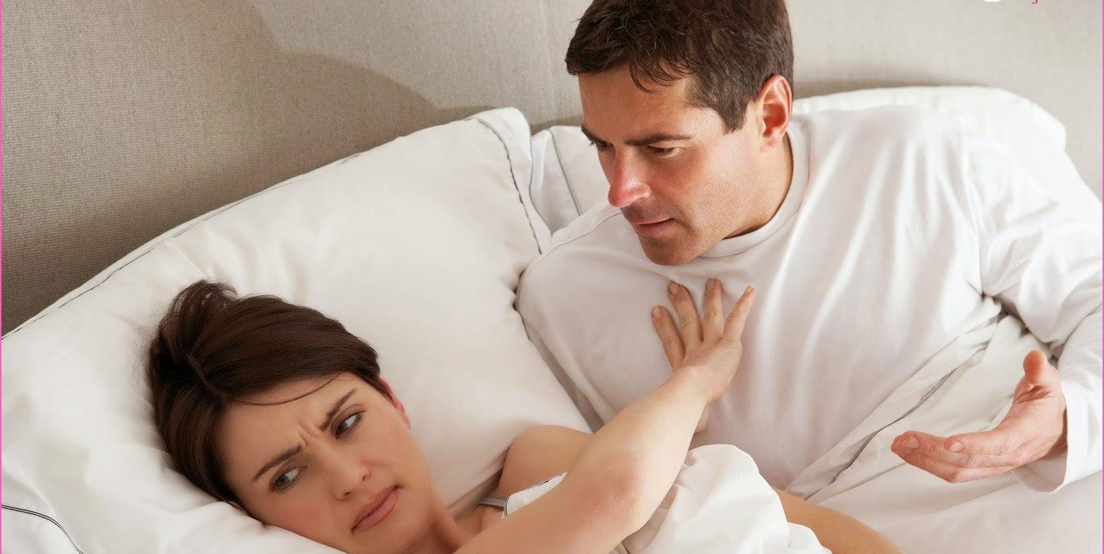 درمان بی میلی جنسی زنان
