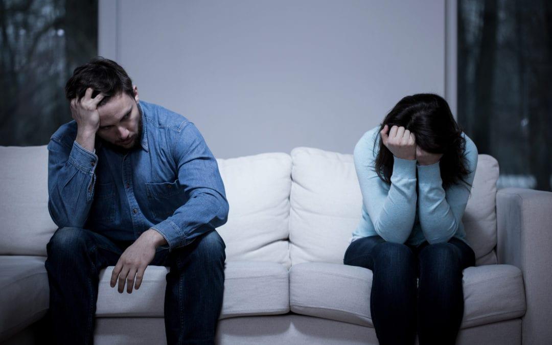 دلایل نارضایتی از زندگی مشترک