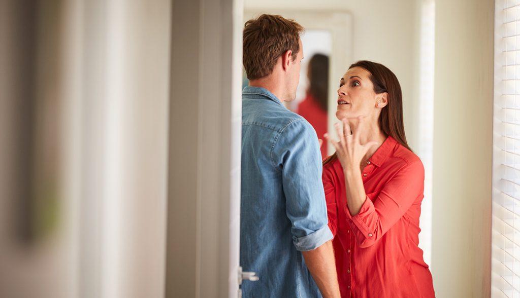 عادات غلط در زندگی مشترک