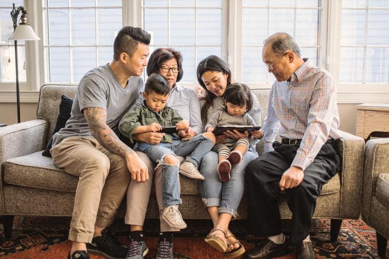 راه حل مشکلات خانوادگی